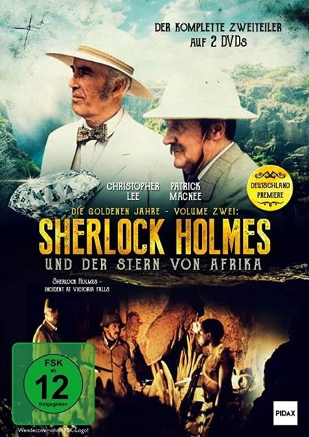 Sherlock Holmes - Incident at Victoria Falls 1992 - UK drama