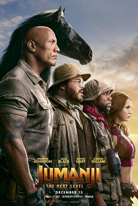 Jumanji The Next Level 2019 720p BluRay 10bit HEVC Hindi English x265 AAC 5 1 MSubs - LOKiHD - Telly