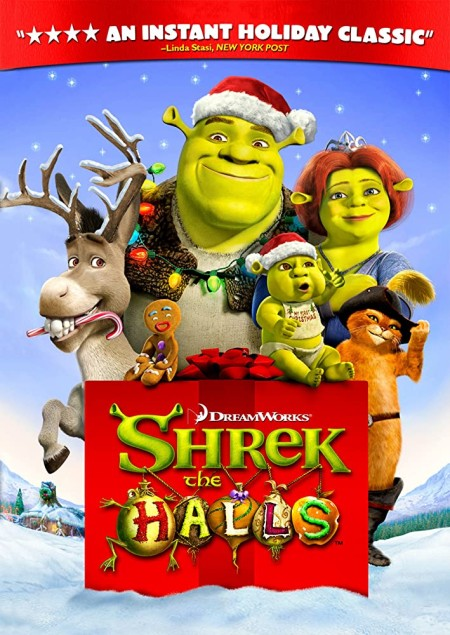 Shrek the Halls (2007) (1080p BDRip x265 10bit TrueHD 5 1 - HxD) TAoE mkv