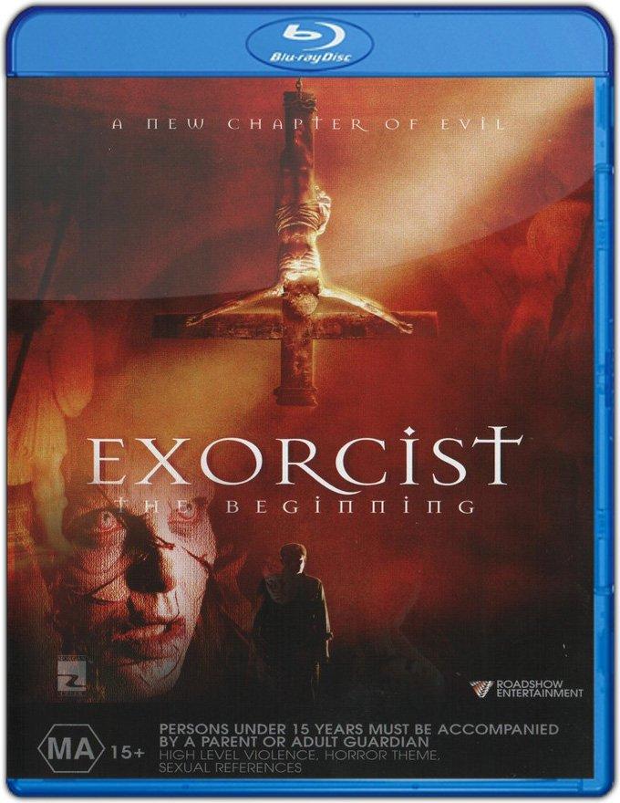 Exorcist The Beginning (2004) 720p Bluray x264 Dual Audio English Hindi-DLW