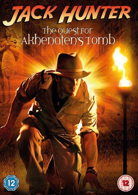 Jack Hunter and the Quest for Akhenatens Tomb (2008) 720p WEBRip x264 Dual  ...