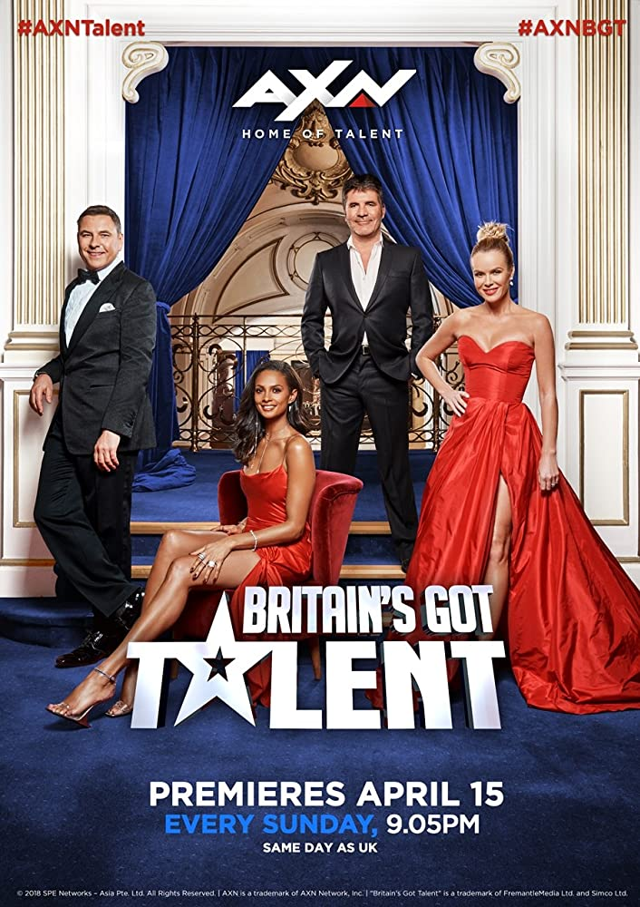 Britains Got Talent S14E05 720p HDTV x264-FTP
