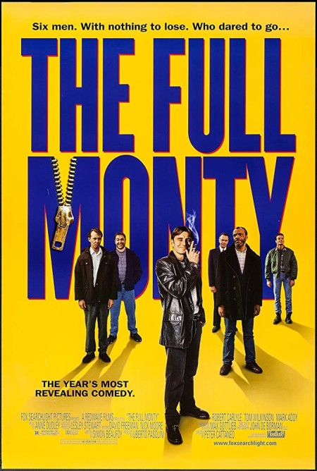 The Full Monty 1997 720p BluRay HEVC H265 5 1 BONE