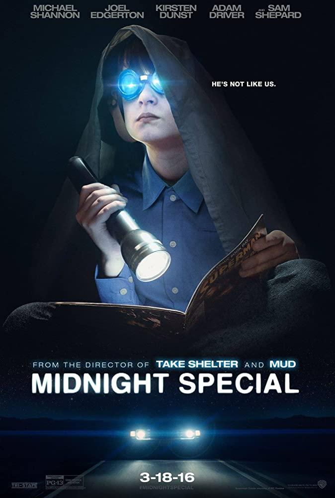 Midnight Special 2016 1080p BluRay x265-RARBG