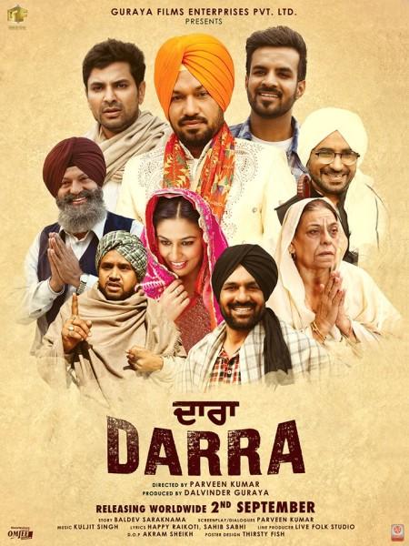 Darra (2016) Punjabi - 720p WEBRip - AVC - AAC 5 1 - ESubs - Sun George - D ...