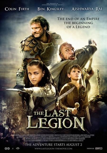 The Last Legion (2007)Mp-4 X264 Dvd-Rip 480p AACDSD
