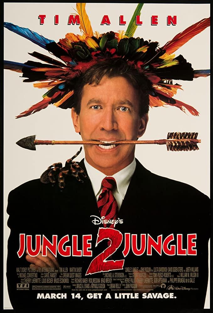 Jungle 2 Jungle (1997) [720p] [BluRay] [YTS MX]