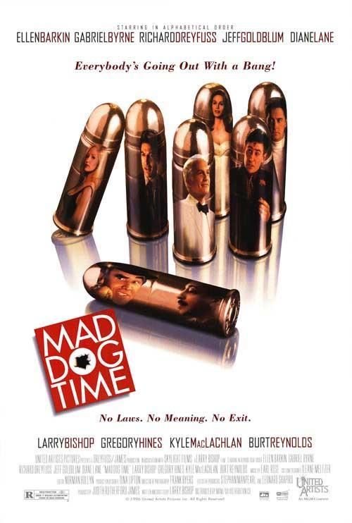 Mad Dog Time (1996) [720p] [BluRay] [YTS MX]