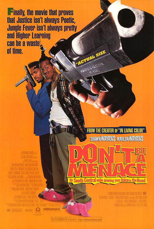 Don't Be a Menace to South Central While Drinking Your Juice in the Hood (1996) [720p] [BluRay] [YTS MX]