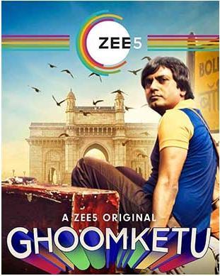 Ghoomketu 2020 Hindi 1080p WEBRip x264 AC3 ESubs - LOKiHD - Telly