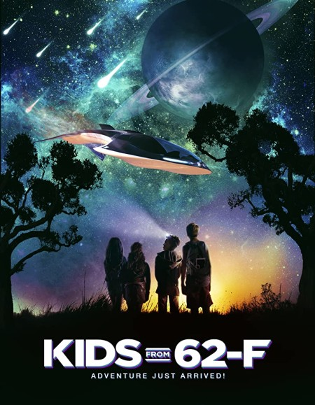 The Kids from 62-F (2016) 720p WEBRip X264 Solar