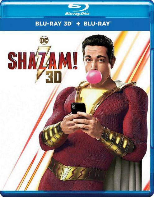 Shazam (2019) 3D HSBS 1080p BluRay x264-YTS