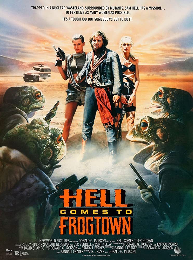 Hell Comes to Frogtown (1988) [720p] [BluRay] [YTS MX]
