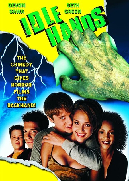 Idle Hands (1999) 720p BluRay x264 Ganool
