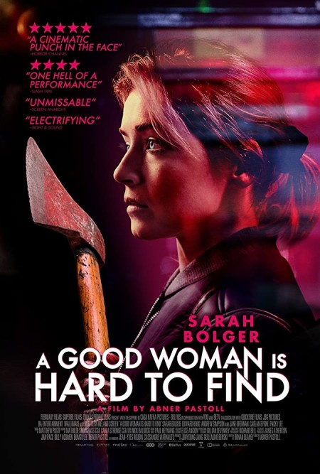 A Good Woman Is Hard To Find (2019) BRRip XviD AC3-EVO