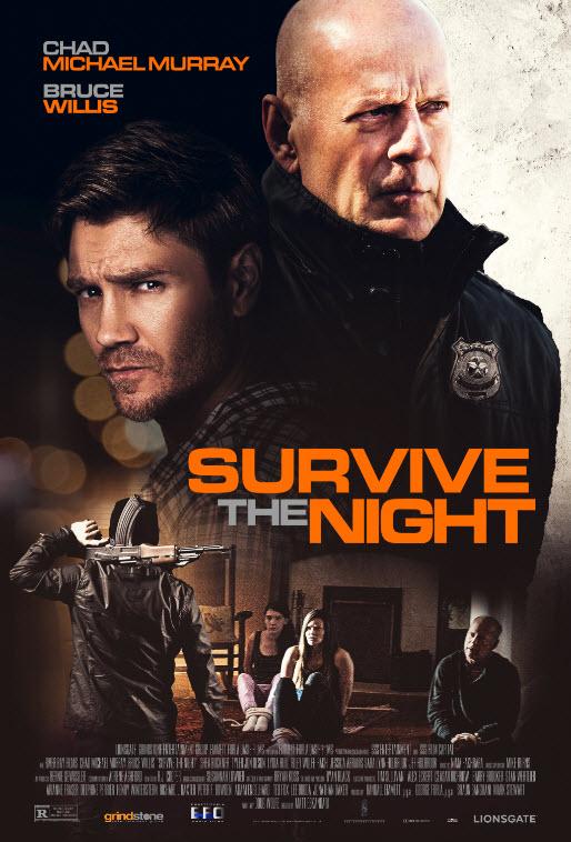 Survive the Night (2020) [720p] [WEBRip] [YTS MX]