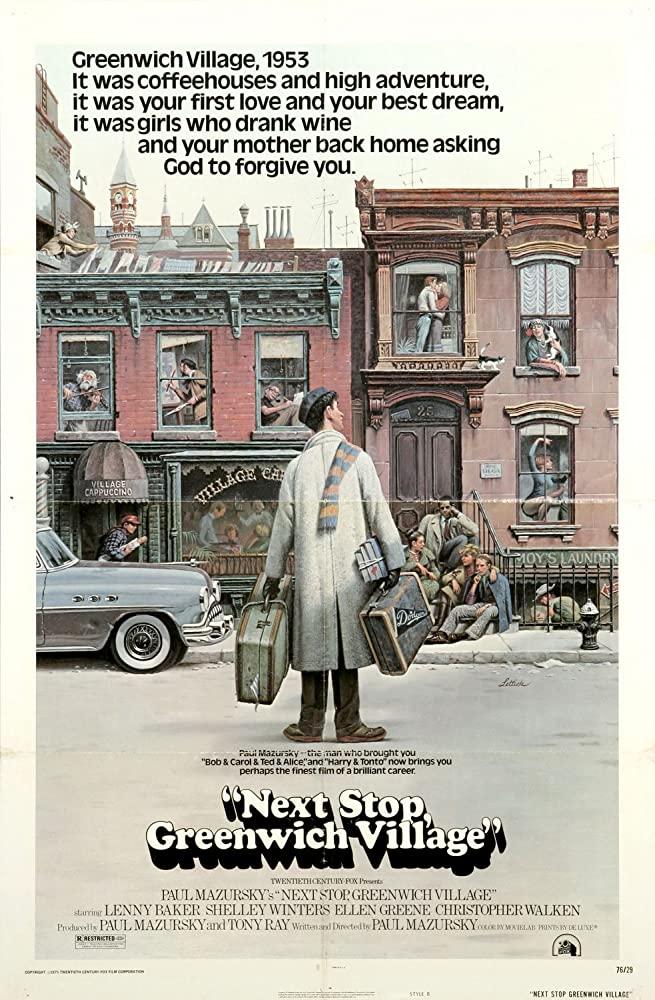 Next Stop, Greenwich Village (1976) [720p] [BluRay] [YTS MX]