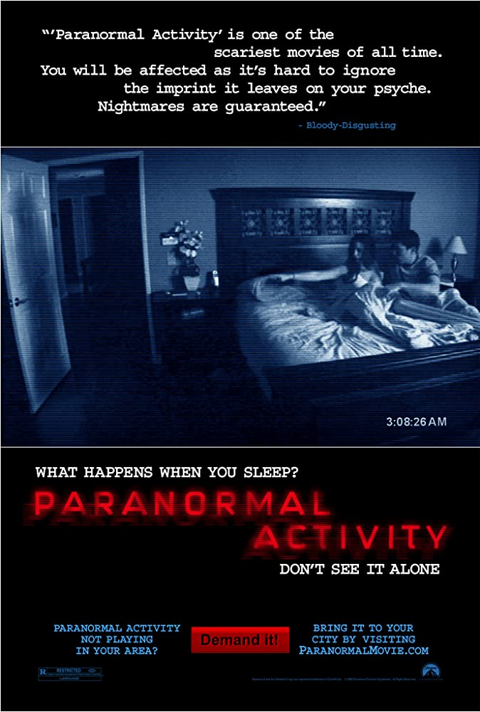 Paranormal Activity 2007 1080p BluRay x265-RARBG