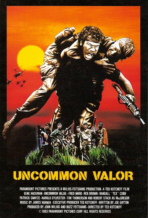 Uncommon Valor 1983 720p BluRay H264 AAC-RARBG
