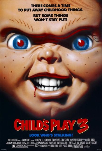 Childs Play 3 1991 1080p BluRay x265-RARBG
