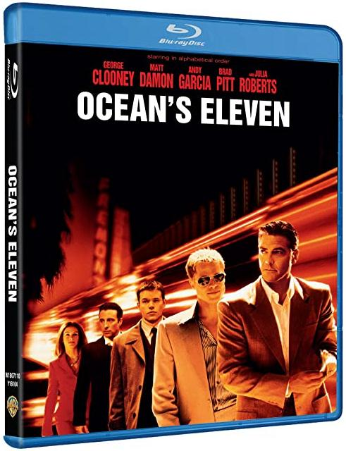 Oceans Eleven (2001) 1080p Bluray x264 Dual Audio Hindi DD2.0 English DD5.1 ESub 2.4GB-MA