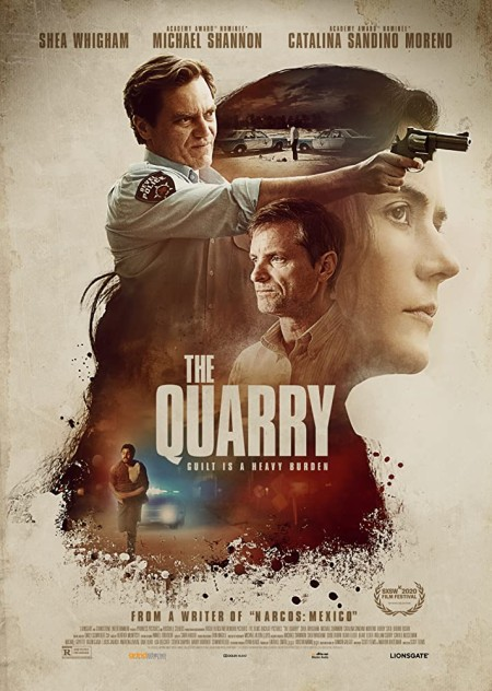 The Quarry (2020) 720p BluRay 800MB x264-GalaxyRG