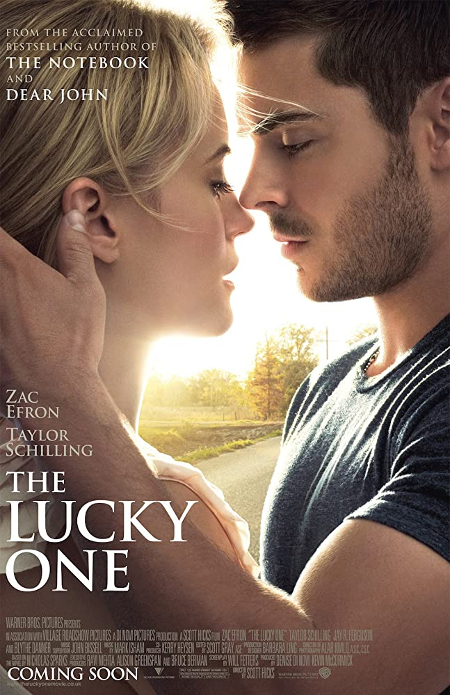 The Lucky One 2012 1080p BluRay x265-RARBG