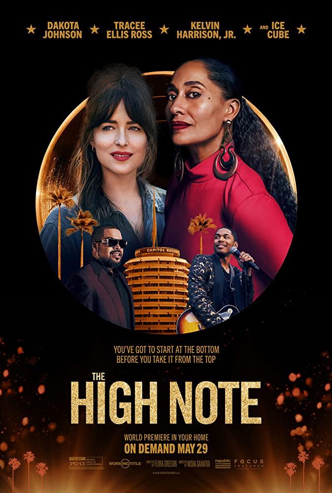 The High Note 2020 720p WEBRip x265 LLG