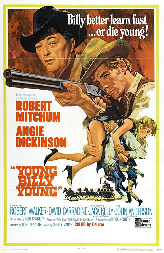 Young Billy Young (1969) [720p] [BluRay] [YTS MX]
