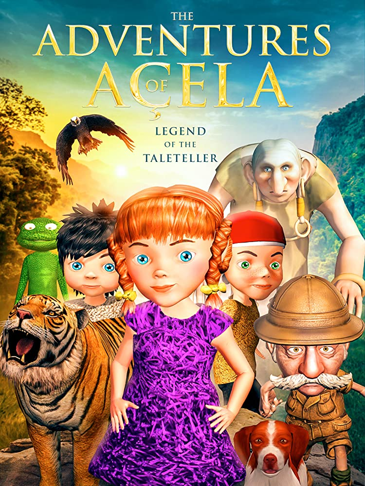The Adventures of Aela (2020) [720p] [WEBRip] [YTS MX]