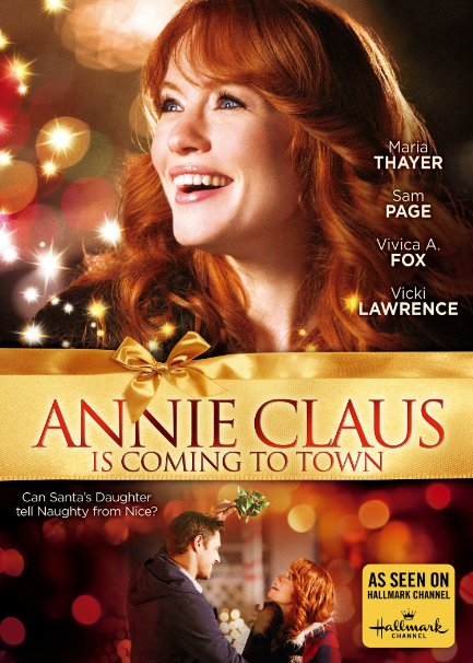 Annie Claus is Coming to Town (2011) Hallmark HDrip 720p X264 Solar