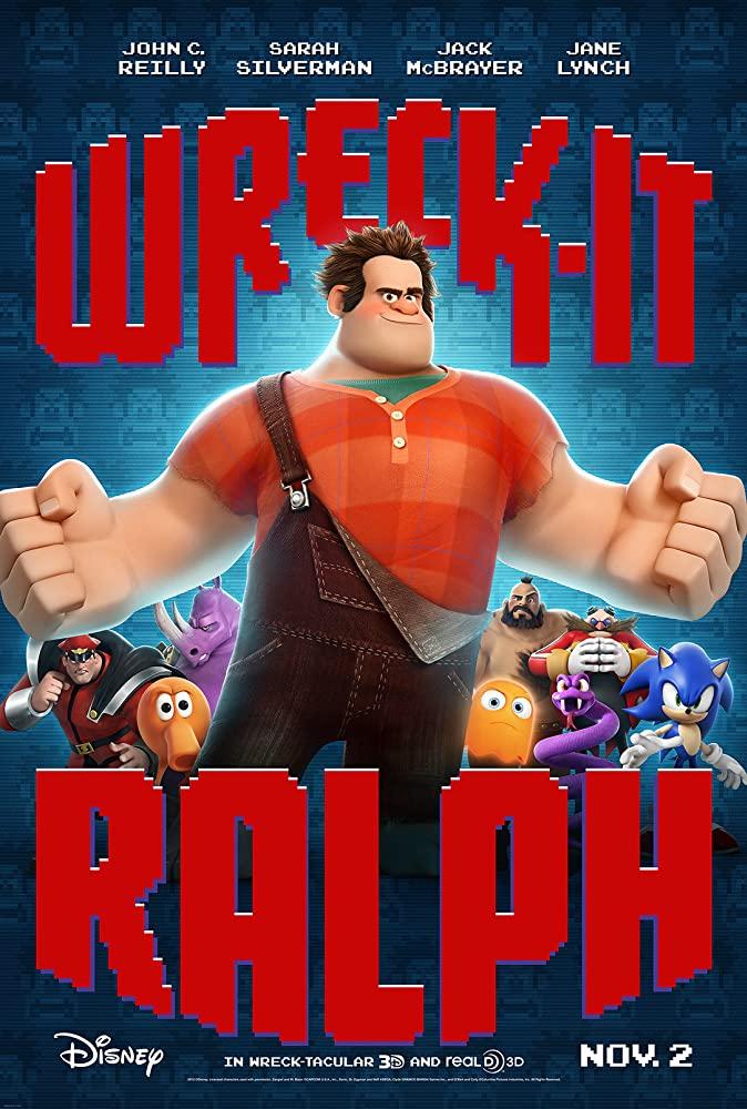 Wreck-It Ralph 2012 1080p 10bit BluRay 6CH x265 HEVC-PSA