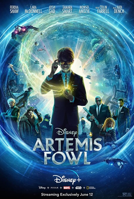 Artemis Fowl (2020) HDRip XviD  EVO