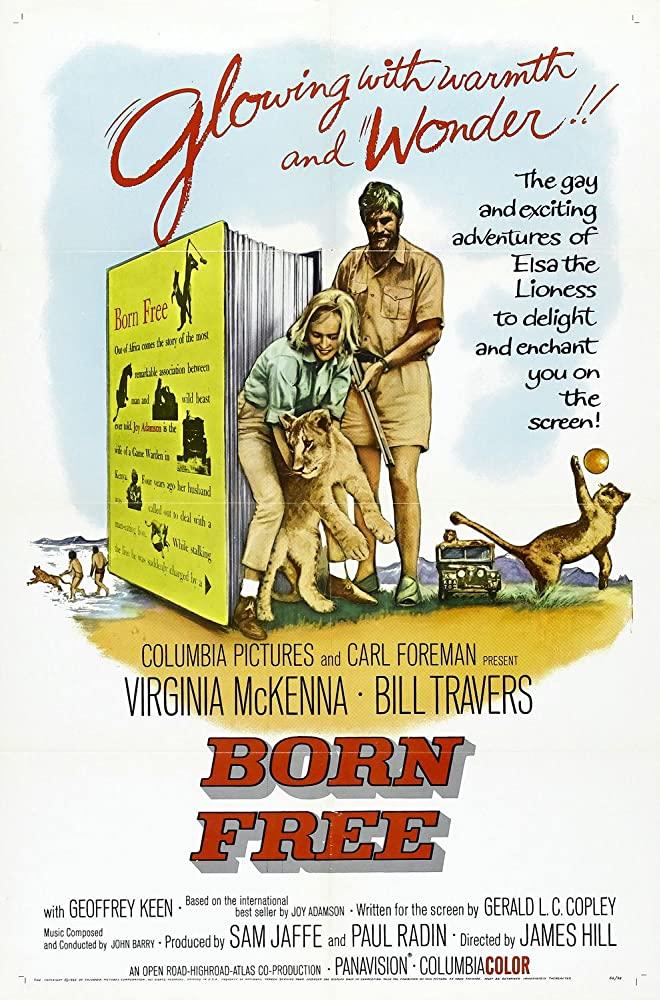 Born Free (1966) [720p] [BluRay] [YTS MX]
