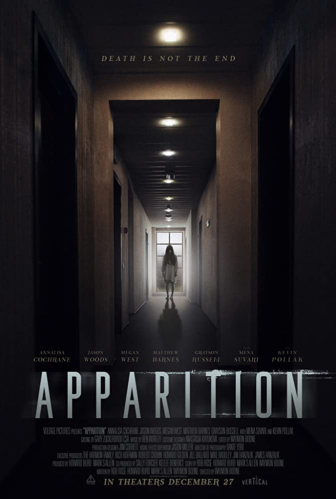 Apparition (2019) [720p] [WEBRip] [YTS MX]