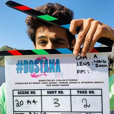 Dostana 2008 Hindi 720p BluRay x264 AAC 5 1 MSubs - LOKiHD - Telly