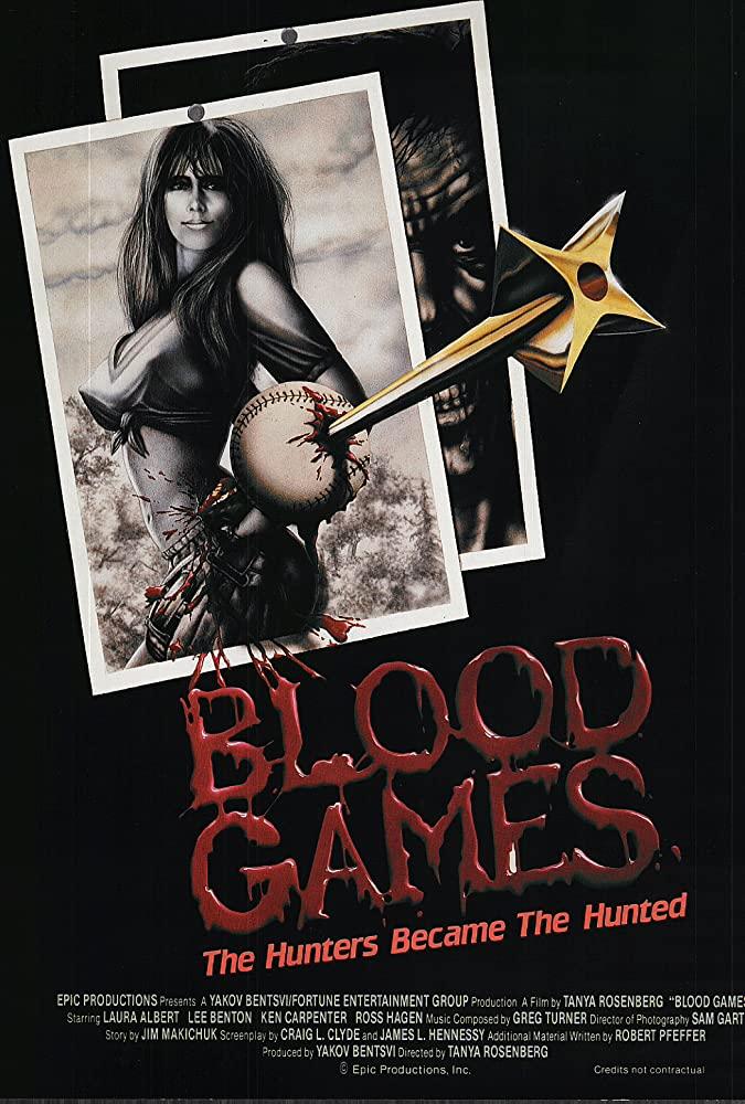 Blood Games 1990 BRRip XviD MP3-XVID