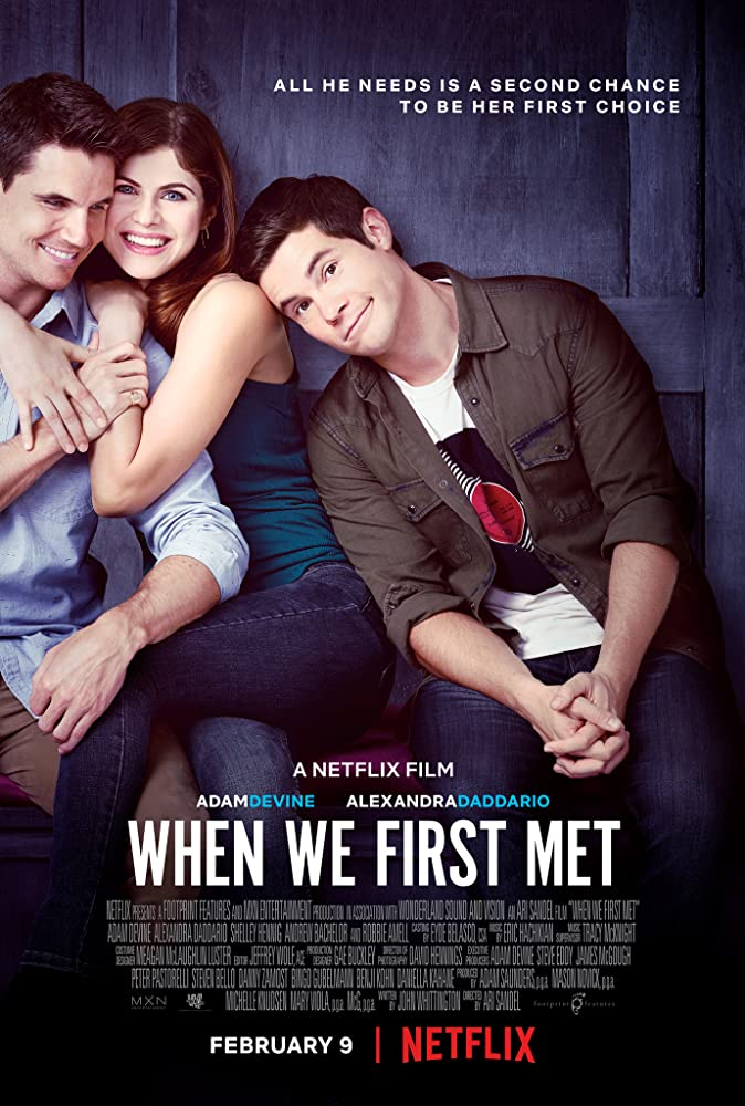 When We First Met (2018) [1080p] [WEBRip] [YTS MX]