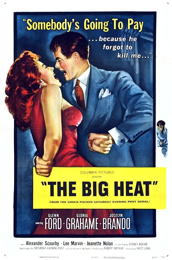 The Big Heat (1953) [720p] [BluRay] [YTS MX]