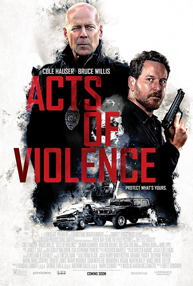 Acts of Violence (2018) [720p] [BluRay] [YTS MX]