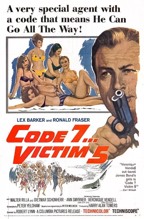 Code 7, Victim 5 1964 [720p] [BluRay] YIFY
