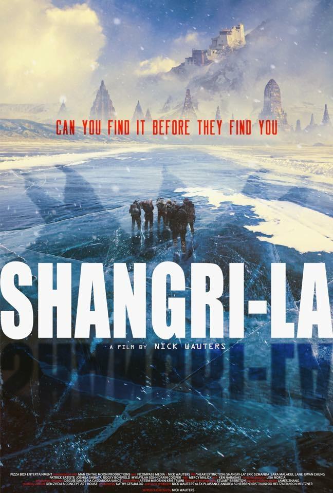 Shangri-La Near Extinction (2018) [1080p] [WEBRip] [YTS MX]