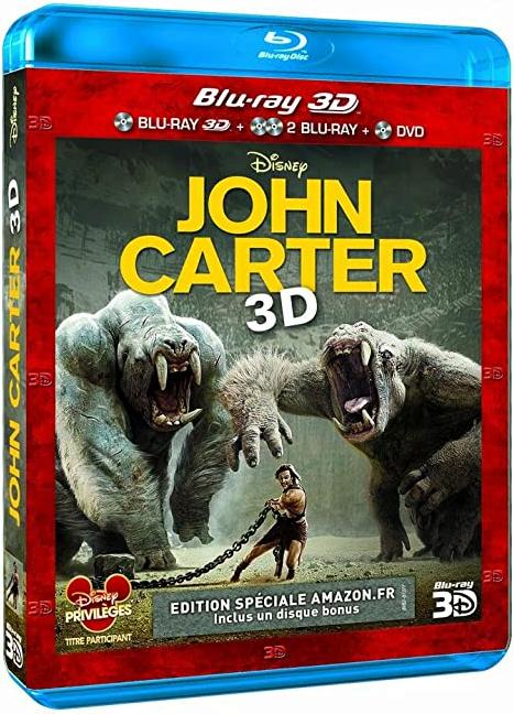 John Carter (2012) 3D HSBS 1080p BluRay x264-YTS
