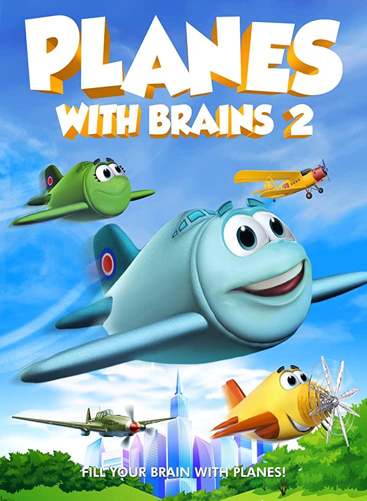 Planes with Brains (2018) [720p] [WEBRip] [YTS MX]