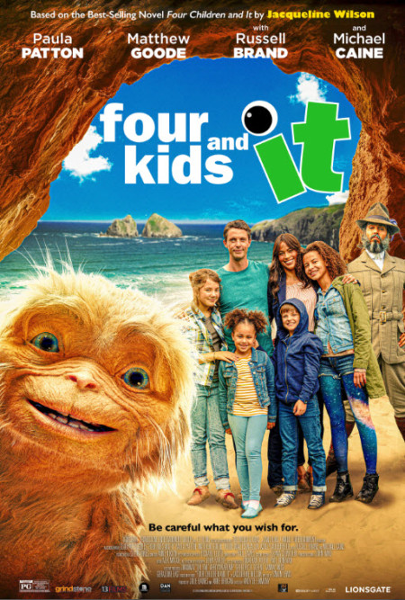 Four Kids And It 2020 BDRip XviD AC3-EVO