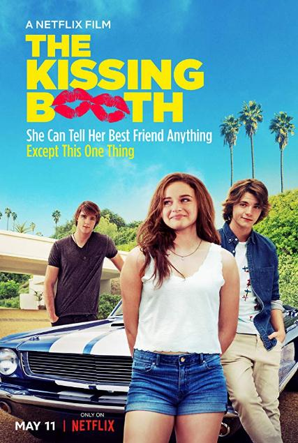The Kissing Booth (2018) 1080p WEB-DL x264 Dual Audio Hindi DD5.1 English DD5.1 ESub 6.84GB-MA