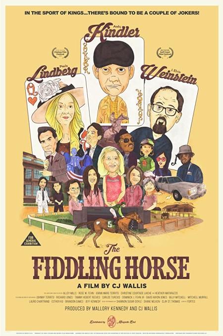 The Fiddling Horse 2019 720p AMZN WEBRip 800MB x264-GalaxyRG