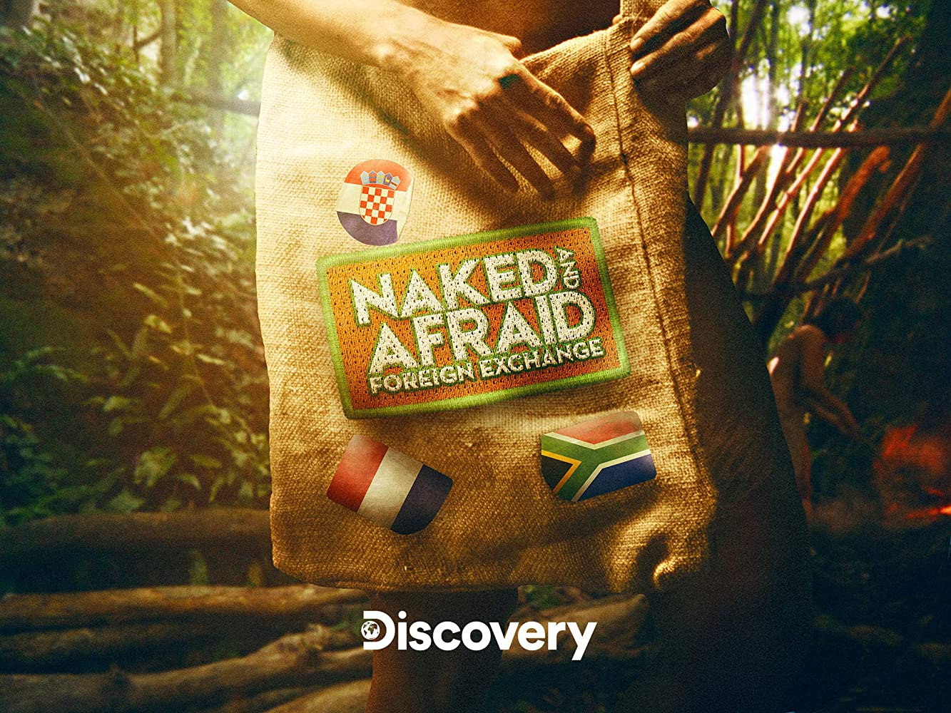 Naked and Afraid Foreign Exchange S01E03 Trouble in Paradise WEB H264-TXB
