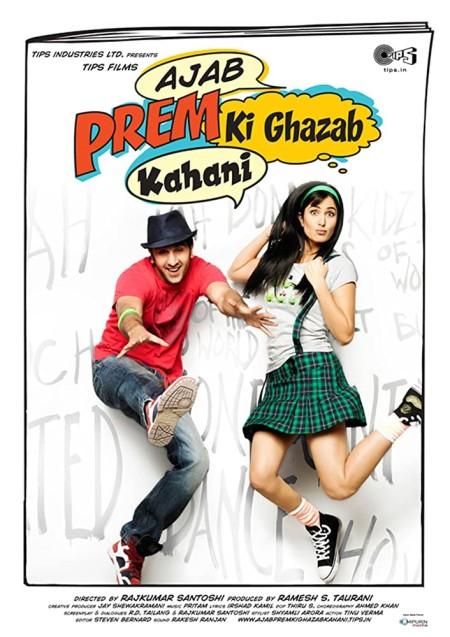 Ajab Prem ki Ghazab Kahani 2009 Hindi 720p BluRay x264 AAC 5 1 ESubs - LOKiHD - Telly