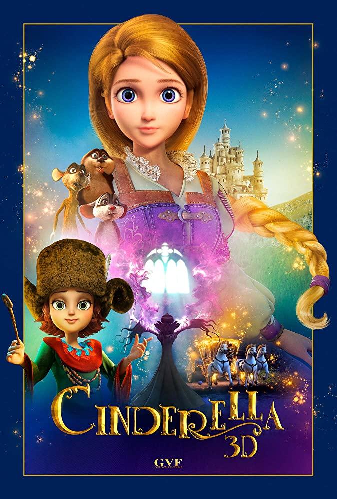 Cinderella and the Secret Prince (2018) [720p] [WEBRip] [YTS MX]